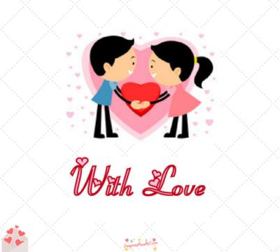 tarjetas romanticas