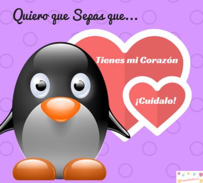 tarjetas de amor para mujer