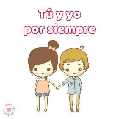tu y yo estaremos por siempre