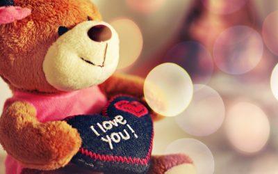 te quiero mucho peluche