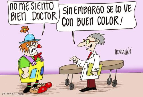 CHISTES SOBRE MEDICOS