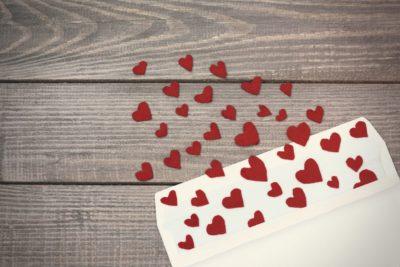 Imágenes de Amor en cartas