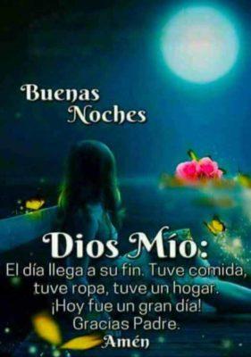 rezo a Dios