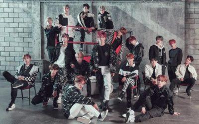 grupos kpop masculino