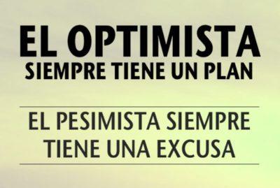 Optimismo vs Pesimismo