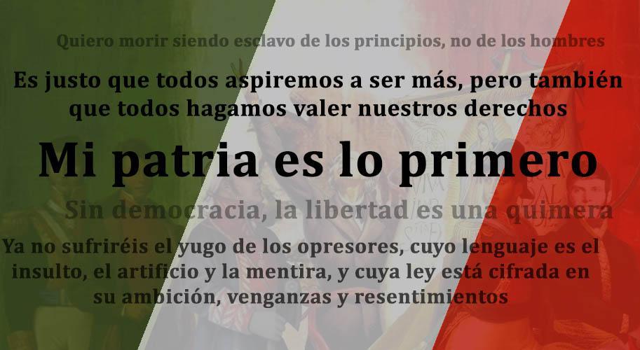 feliz dia de la independencia de mexico
