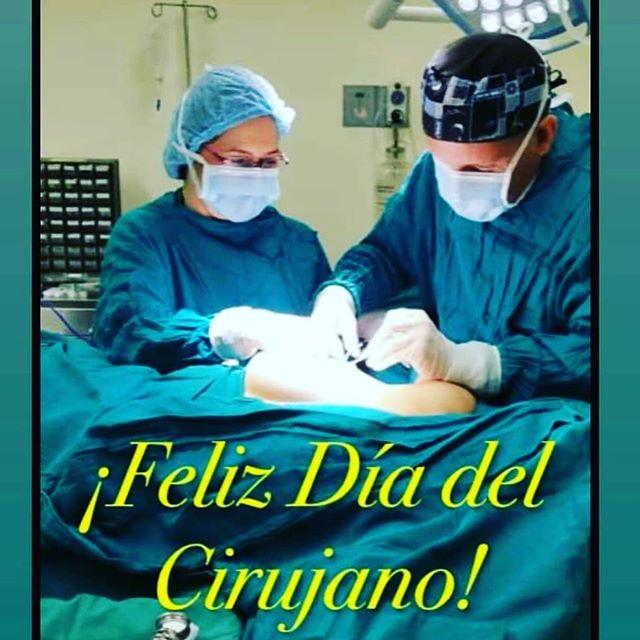 felicidades al medico cirujano