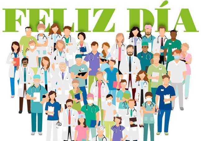 feliz dia para todos los medicos en su dia