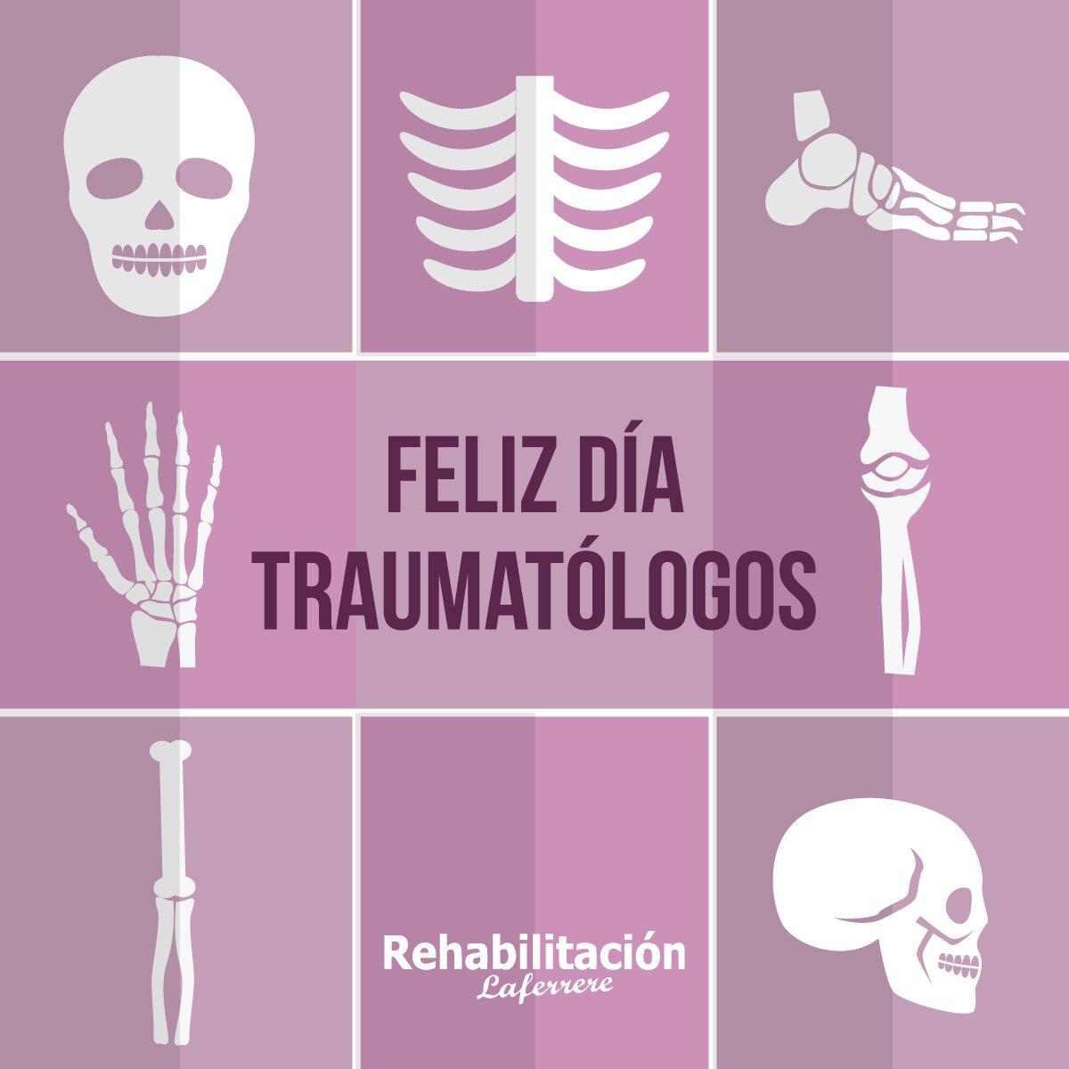 feliz dia a los traumatologos