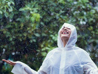 foto de lluvia espectacular