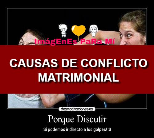 La Causa Más Común del Conflicto Matrimonial de Hoy en Día